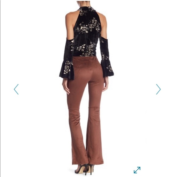94183a0c3a Romeo & Juliet Couture Pants | Romeo Juliet Couture Bell Bottom M ...